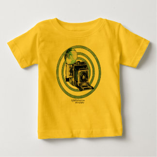 """Retro Camera"" infant onsie/creeper Baby T-Shirt"