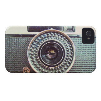 Retro camera iPhone 4 Case-Mate case