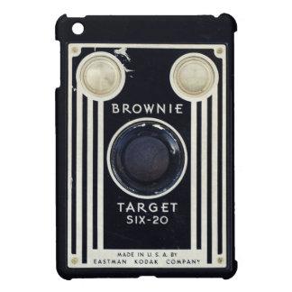 Retro camera kodak brownie target iPad mini cover