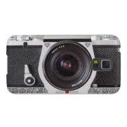 Retro Camera Scroll FX Galaxy S5 Galaxy S5 Cases at Zazzle
