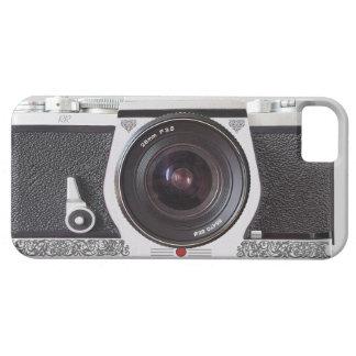 Retro Camera Scroll FX iPhone 5 Monogram Case