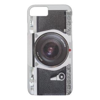 Retro Camera Scroll FX iPhone 7 case Monogram Case