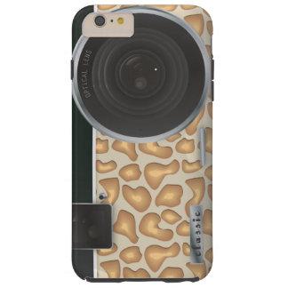 Retro Camera Tough iPhone 6 Plus Case