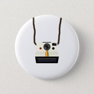 retro camera with strap button