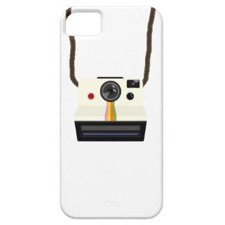 retro camera with strap iPhone SE/5/5s case
