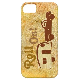 Retro Camper iPhone 5 Case