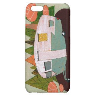 Retro Camper iPhone 5C Cases