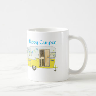 Retro Camper Trailer Mug