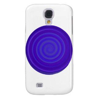 Retro Candy Swirl in Grape Berry Samsung Galaxy S4 Case