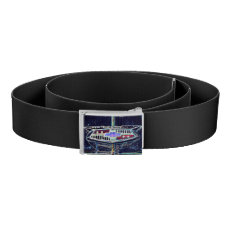 Retro Car Decal Belt