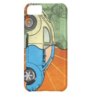 retro car phone case