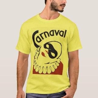 Retro Carnaval carnival clown T-Shirt