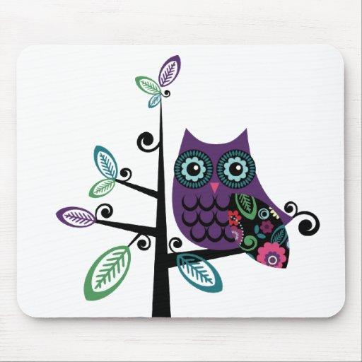 Retro owl cartoon - photo#15