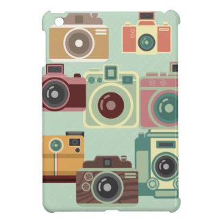 Retro CASE double bed iPad Mini Cover