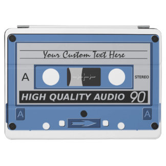 Retro Casette Tape custom device covers