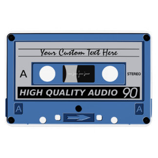 Retro Casette Tape custom magnet