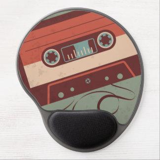 Retro Casette Tape Gel Mouse Pad