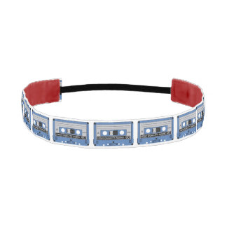Retro Casette Tape headband