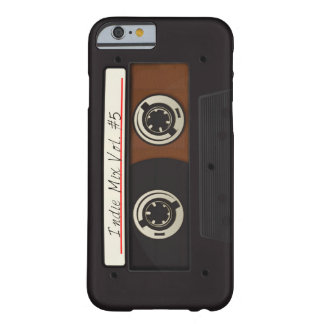 Retro Cassete Tape Barely There iPhone 6 Case