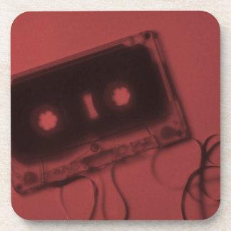 Retro Cassette Tape Coaster