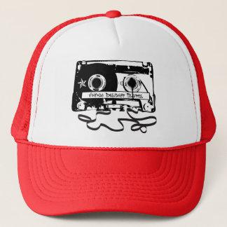 Retro Cassette tape from the 80s Trucker Hat