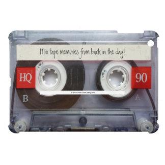 Retro Cassette Tape iPad Mini Covers