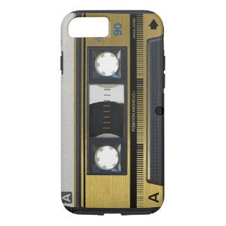 Retro Cassette Tape iPhone 7 case Skin 80's Throw