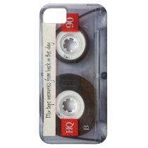 Retro Cassette Tape iPhone SE/5/5s Case