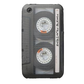 Retro Cassette Tape Mix-Tape iPhone 3 Cases