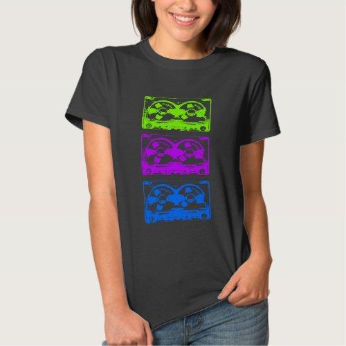 Retro Cassette Tee Shirt