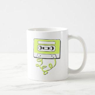 Retro Casssette Coffee Mugs