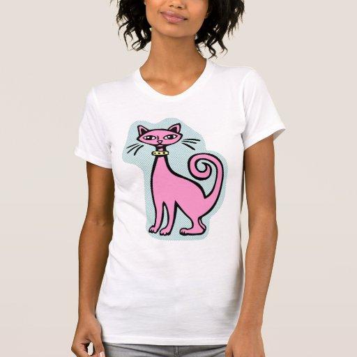 Retro Cat - 2 T-Shirt