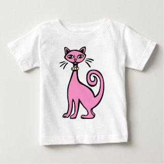 Retro Cat - Baby (F&B designs) - Customized Infant T-shirt