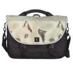 RETRO CAT COMPUTER BAG