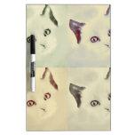 RETRO CAT Dry-Erase BOARDS