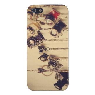 Retro chamber iPhone SE/5/5s case