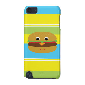 Retro Cheeseburger iPod Touch (5th Generation) Cases