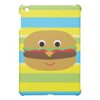 Retro Cheeseburger iPad Mini Cover