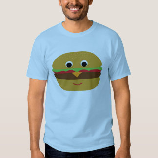 Retro Cheeseburger Tee Shirt