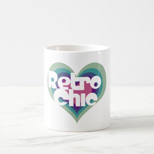 Retro Chic Mug