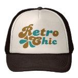 Retro Chick 70s Womens Trucker Hat