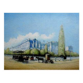 Retro Chisinau Postcard