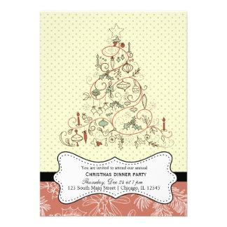 Retro Christmas Cards