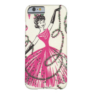 Retro Christmas iPhone 6 case