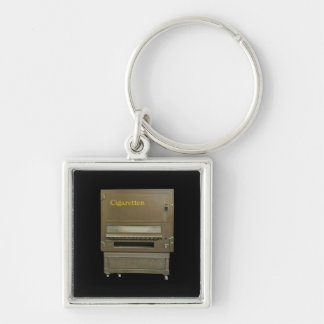 Retro Cigarette Automat Keychain