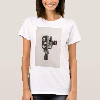 Retro Cinema Camera T-Shirt