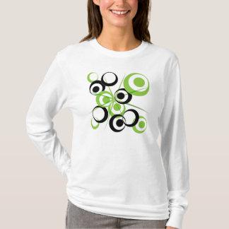 Retro Circle design T-Shirt