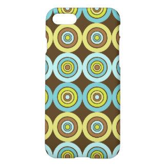 Retro circles iPhone 7 case