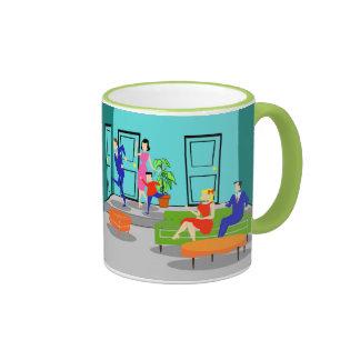 Retro Classic Television Mug