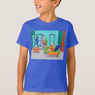 Retro Classic Television T-Shirt